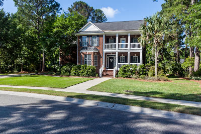 Mount Pleasant Single Family Home Contingent: 1385 Brickman Way