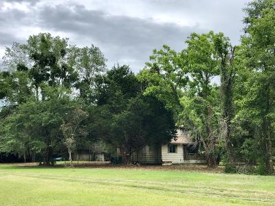 Wadmalaw Island Single Family Home Contingent: 1610 Yellow House Road