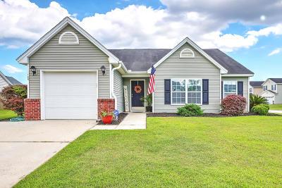 Goose Creek Single Family Home Contingent: 145 Salem Creek Drive