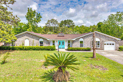 Single Family Home For Sale: 1840 Greenmore Drive