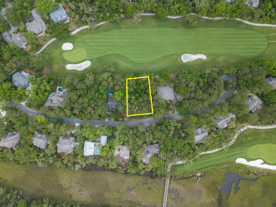Charleston County Residential Lots & Land For Sale: 299 Marsh Cove Road