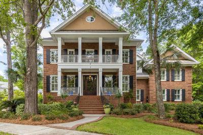 Charleston Single Family Home For Sale: 8 Dalton Street