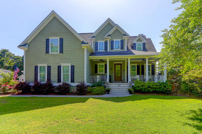Charleston Single Family Home Contingent: 1761 Old Military Road