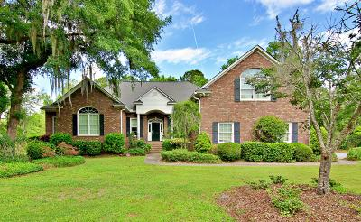 Johns Island Single Family Home For Sale: 3905 Gift Boulevard