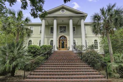 Mount Pleasant Single Family Home For Sale: 1635 Aztec Lane