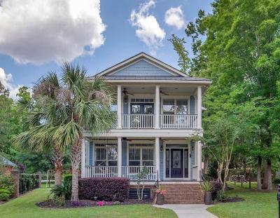North Charleston Single Family Home Contingent: 8537 Refuge Point Circle