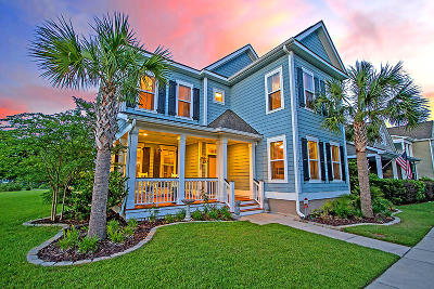 Summerville Single Family Home For Sale: 408 W 7th N Street