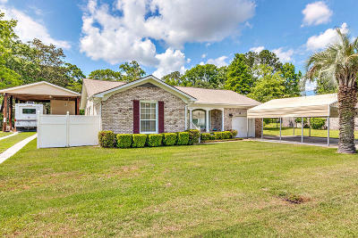 Hanahan Single Family Home For Sale: 1248 Hillside Drive