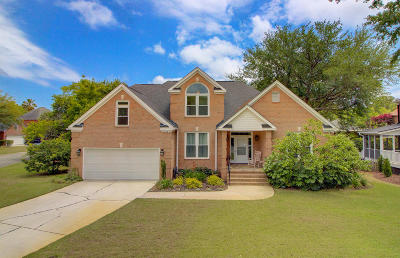 Mount Pleasant Single Family Home For Sale: 1371 Southlake Drive
