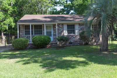 Goose Creek Single Family Home For Sale: 310 Birch Avenue