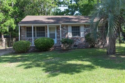 Goose Creek Single Family Home Contingent: 310 Birch Avenue