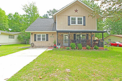 Ladson Single Family Home For Sale: 405 Temple Road