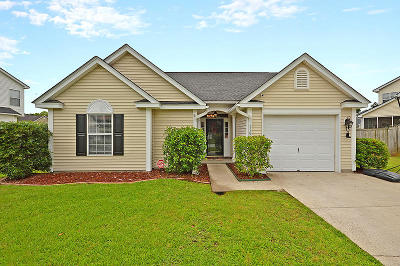 Goose Creek Single Family Home Contingent: 116 Hearthstone Circle