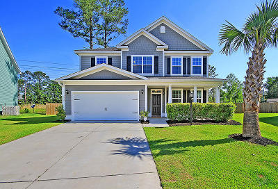 North Charleston Single Family Home Contingent: 3920 Greico Road