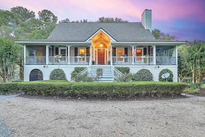 Single Family Home For Sale: 2660 Burden Creek Road