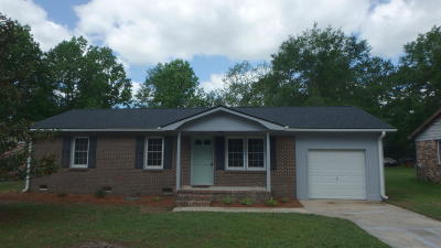 Summerville Single Family Home Contingent: 104 Pine Forest Boulevard