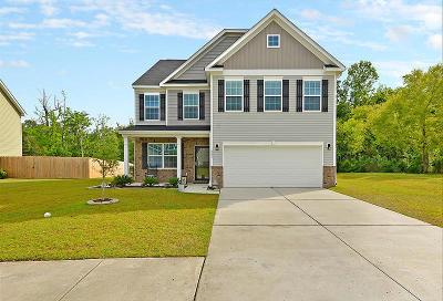 Goose Creek Single Family Home Contingent: 242 Urbano Lane