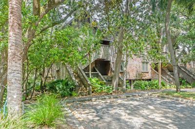 Charleston County Attached For Sale: 4283 Mariners Watch Villa