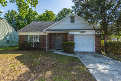 North Charleston Single Family Home Contingent: 5137 Westview Street