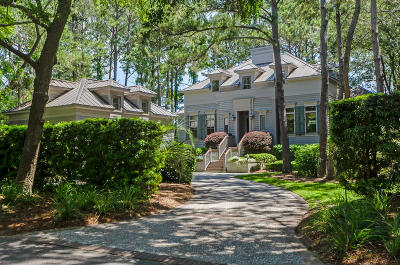 Charleston County Single Family Home For Sale: 156 Kiawah Island Club Drive
