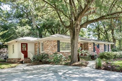 Charleston Single Family Home Contingent: 1332 Wicks Avenue
