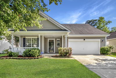 Ladson Single Family Home Contingent: 1022 Briar Rose Lane