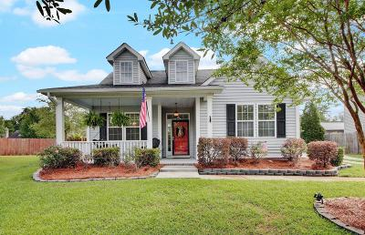 Ladson Single Family Home Contingent: 133 Full Moon Court