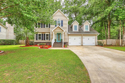 Goose Creek Single Family Home Contingent: 108 Forest Ridge Court