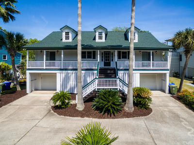 Isle Of Palms SC Single Family Home Contingent: $906,000