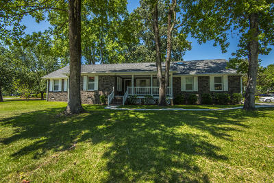 Goose Creek Single Family Home For Sale: 101 Hickory Trace Drive