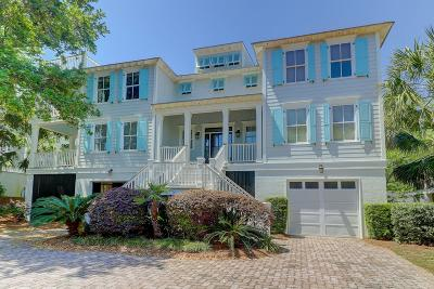Isle Of Palms SC Single Family Home For Sale: $1,725,000