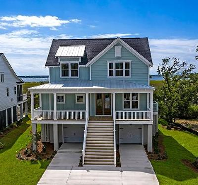 Mount Pleasant Single Family Home For Sale: 1534 Menhaden Lane