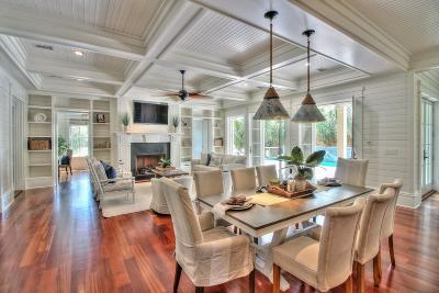 Sullivans Island SC Single Family Home For Sale: $2,795,000