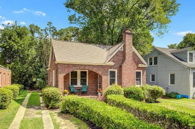 Charleston Single Family Home For Sale: 170 Grove Street