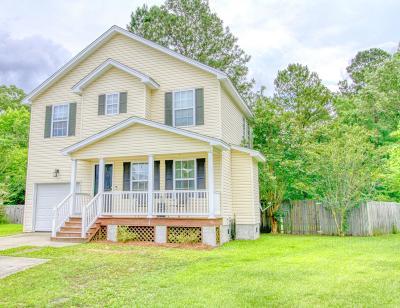 Summerville Single Family Home Contingent: 308 Lancaster Road