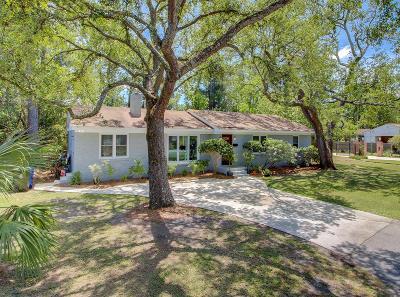 Charleston Single Family Home For Sale: 118 Chadwick Drive