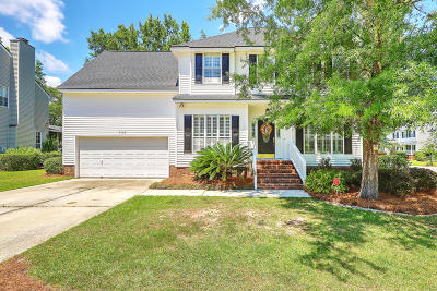 Mount Pleasant Single Family Home Contingent: 2536 Woodstream Road