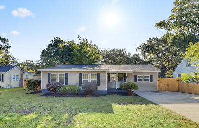 Hanahan Single Family Home Contingent: 5730 Allison Avenue