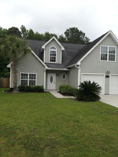 North Charleston Single Family Home Contingent: 8919 High Cotton Court