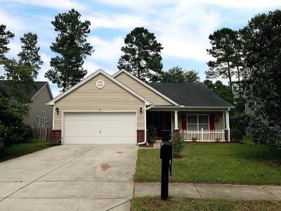 Ladson Single Family Home Contingent: 122 McGrady Drive