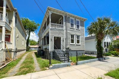 Charleston Single Family Home For Sale: 10 Carolina Street #A &