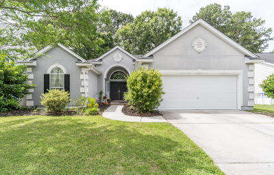 Mount Pleasant Single Family Home For Sale: 3278 John Bartram Place