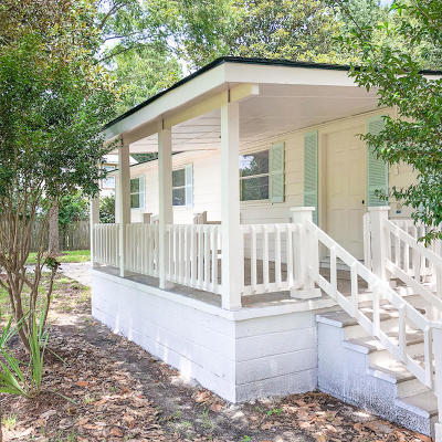 Charleston Single Family Home For Sale: 1310 Parnell Lane