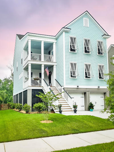 Charleston Single Family Home For Sale: 2747 Rutherford Way