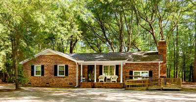 Walterboro Single Family Home For Sale: 5080 Sniders Highway