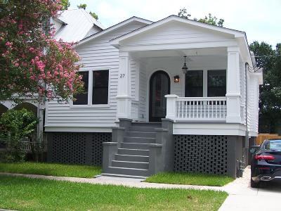 Single Family Home For Sale: 27 Lenox Street