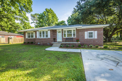 Charleston Single Family Home For Sale: 2624 Ridgewood Ave