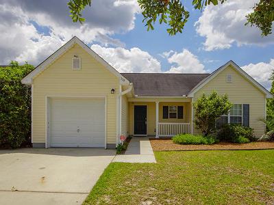 Summerville Single Family Home For Sale: 119 Delafield Drive