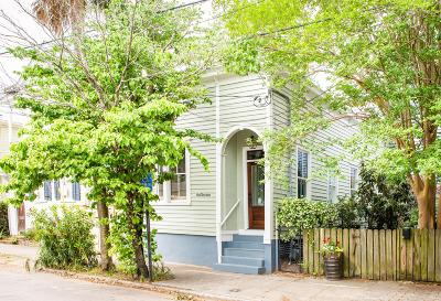 Charleston Single Family Home For Sale: 119 Alexander Street
