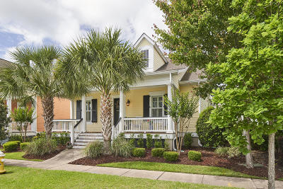 Charleston Single Family Home For Sale: 1743 Providence Street